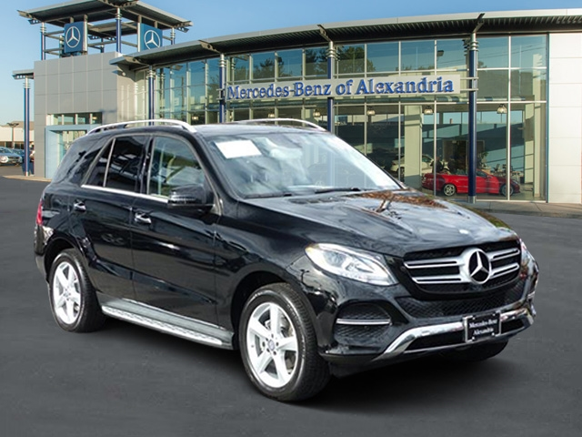 pre owned 2016 mercedes benz gle gle350 sport utility in alexandria r766038a mercedes benz of. Black Bedroom Furniture Sets. Home Design Ideas