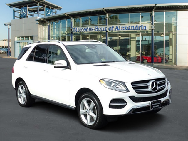 pre owned 2016 mercedes benz gle gle350 sport utility in alexandria r781379a mercedes benz of. Black Bedroom Furniture Sets. Home Design Ideas