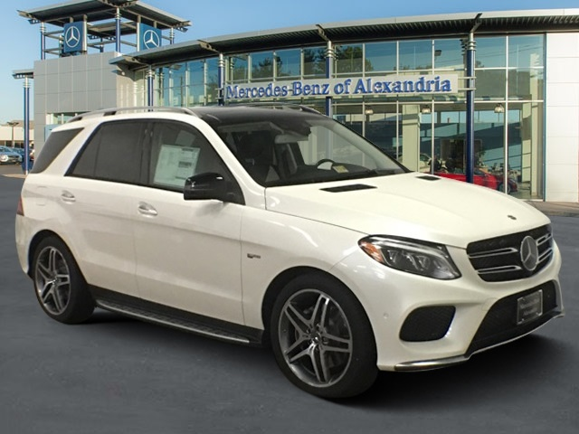 New 2018 mercedes benz gle amg gle 43 suv suv in for Alexandria mercedes benz