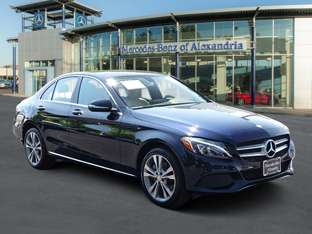 Used inventory mercedes benz of alexandria for Mercedes benz of chandler inventory