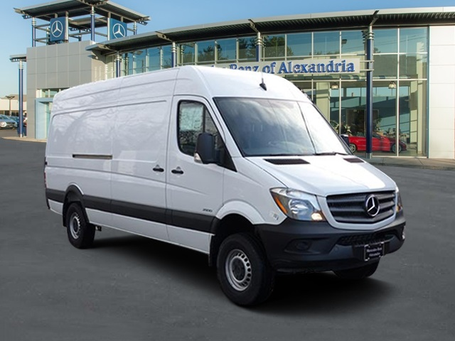 New 2016 mercedes benz sprinter 2500 cargo van cargo van for Mercedes benz 2500 cargo van