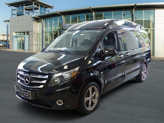 new 2016 mercedes benz metris 7 passenger custom conversion w captain 39 s chairs passenger van in. Black Bedroom Furniture Sets. Home Design Ideas