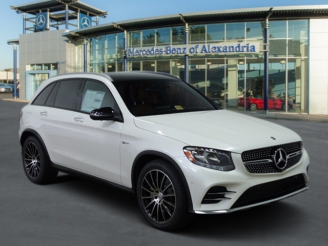 new 2017 mercedes benz glc glc 43 amg suv suv in alexandria hv008345 mercedes benz of alexandria. Black Bedroom Furniture Sets. Home Design Ideas