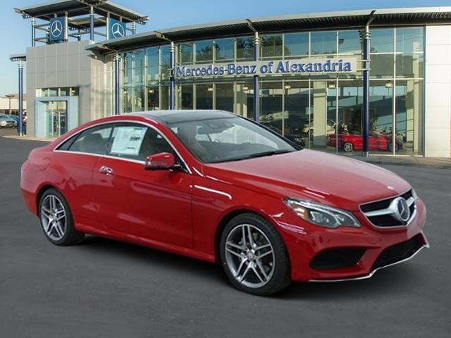 new 2016 mercedes benz e class e400 2d coupe in alexandria gf348753 mercedes benz of alexandria. Black Bedroom Furniture Sets. Home Design Ideas