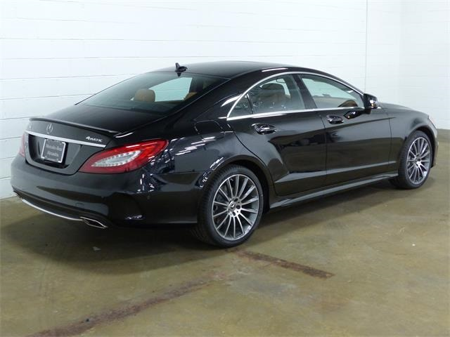 New 2017 mercedes benz cls 550 coupe in alexandria for 2017 mercedes benz cls class msrp