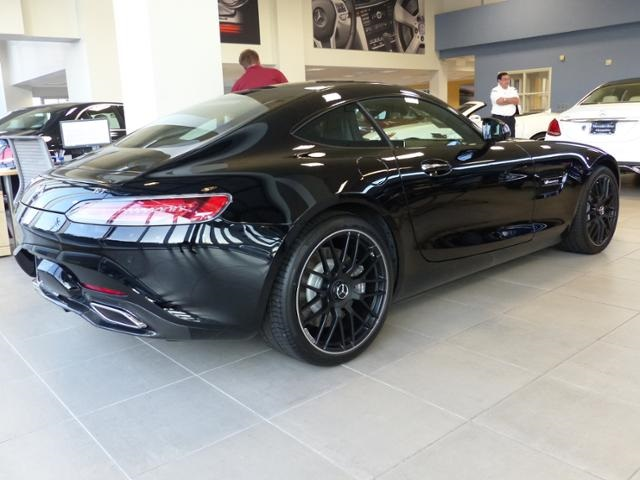 New 2017 mercedes benz amg gt 2d coupe in alexandria for 2017 mercedes benz amg gt msrp