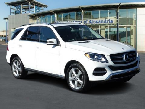 pre owned 2016 mercedes benz gle gle350 sport utility in alexandria r768818a mercedes benz of. Black Bedroom Furniture Sets. Home Design Ideas