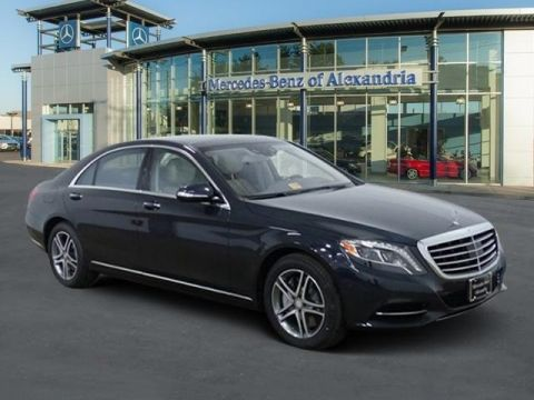 new s class sedan mercedes benz of alexandria. Cars Review. Best American Auto & Cars Review
